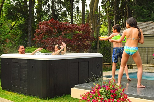 hydropool self cleaning hot tub manual