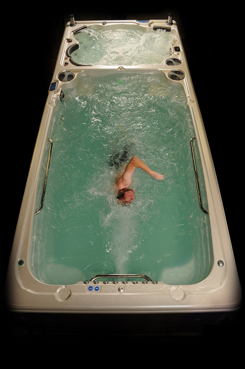 Exercise Spa Aquatrainer 19 Dtfx Swim Spa Hydropool
