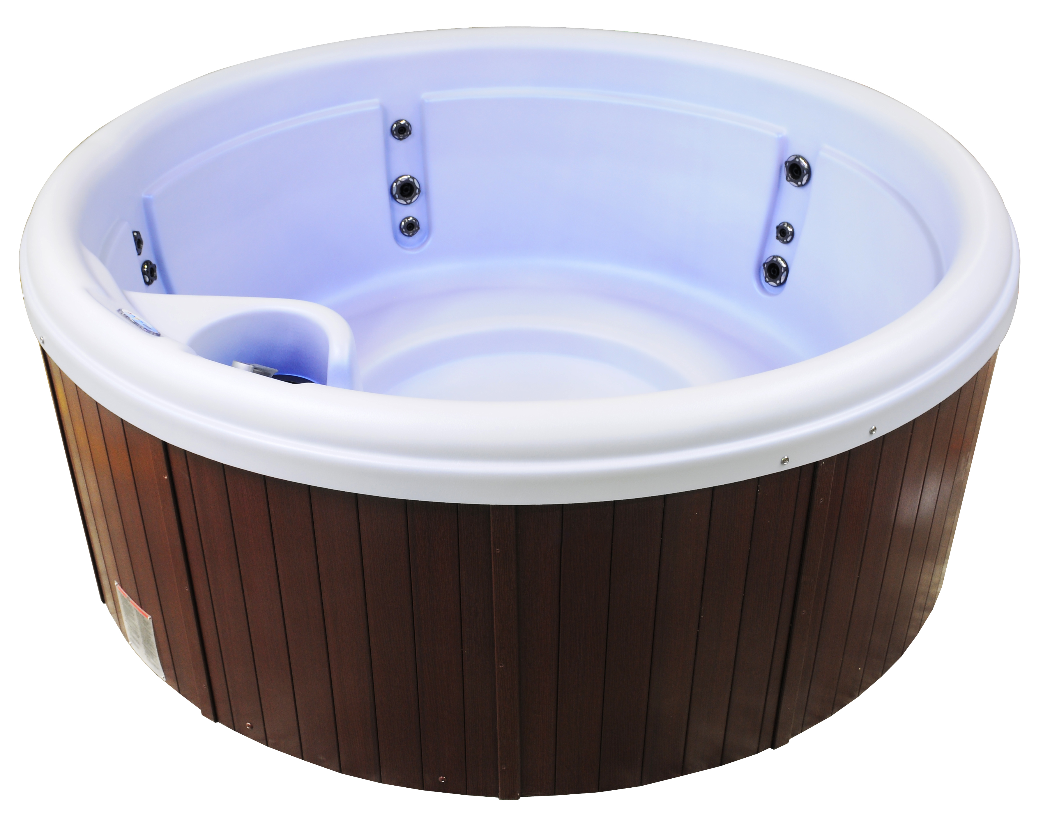 hydropool hot tubs serenity 4 special edition round. Black Bedroom Furniture Sets. Home Design Ideas