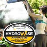 Upgraded HydroWise Cover