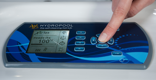 Hydropool Hot Tub Massage