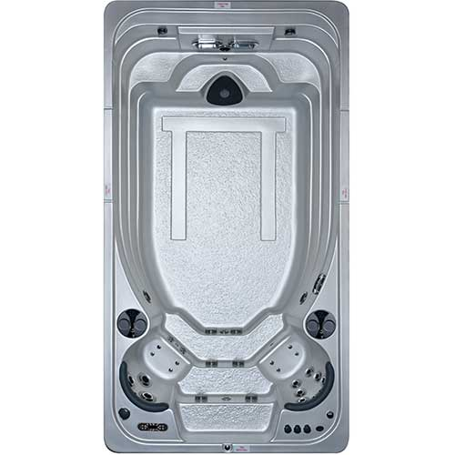 Swim Spa Quartz Mist Topside
