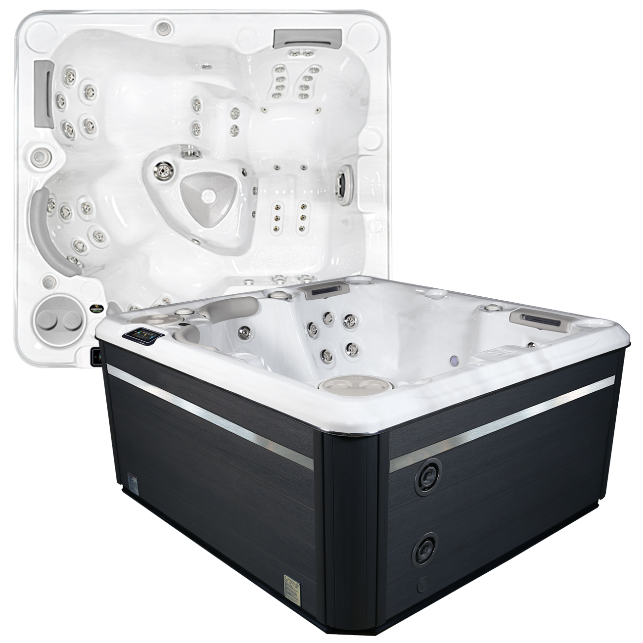 495 Platinum - 4 Person Hot Tub