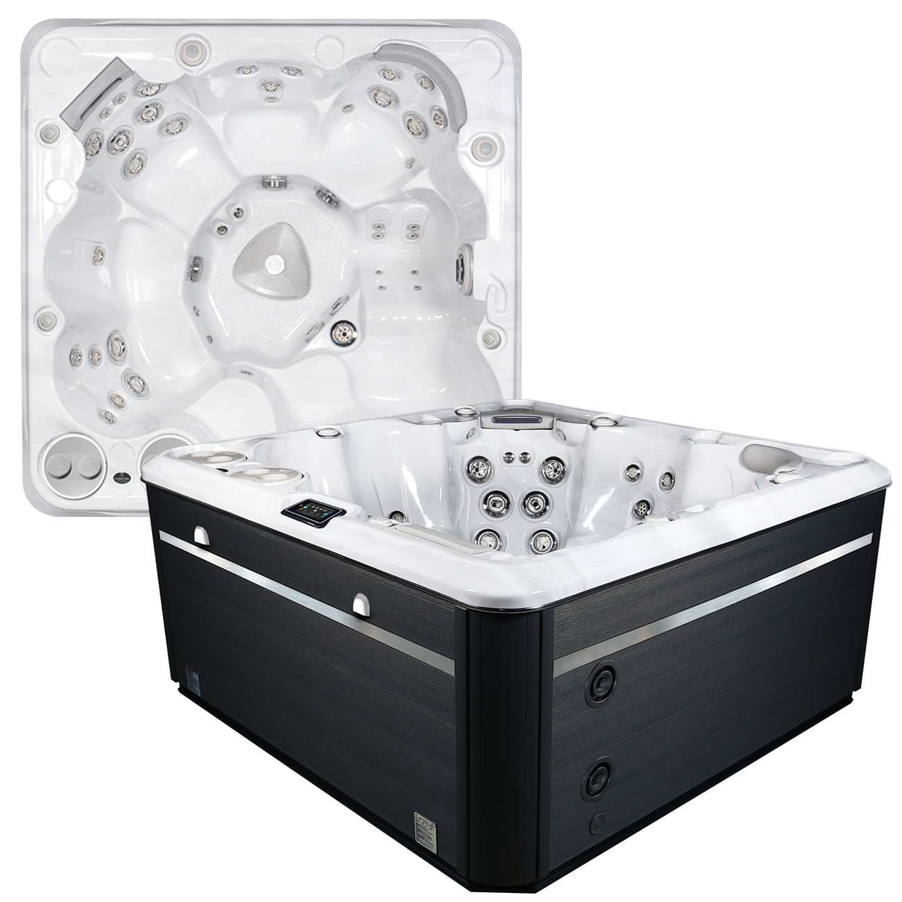 Hydropool Self-Cleaning Hot Tubs