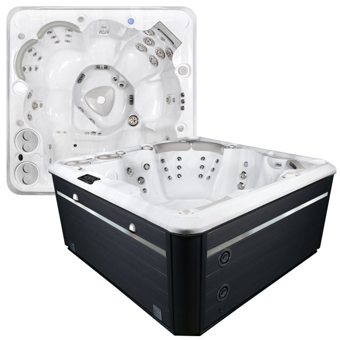 670 Platinum - 6 Person Hot Tub