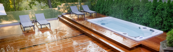 Designing Your Perfect Hot Tub Deck
