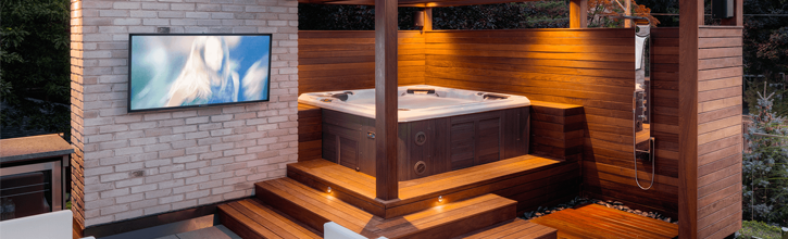 Incroyable Indoor Hot Tub Pros And Cons