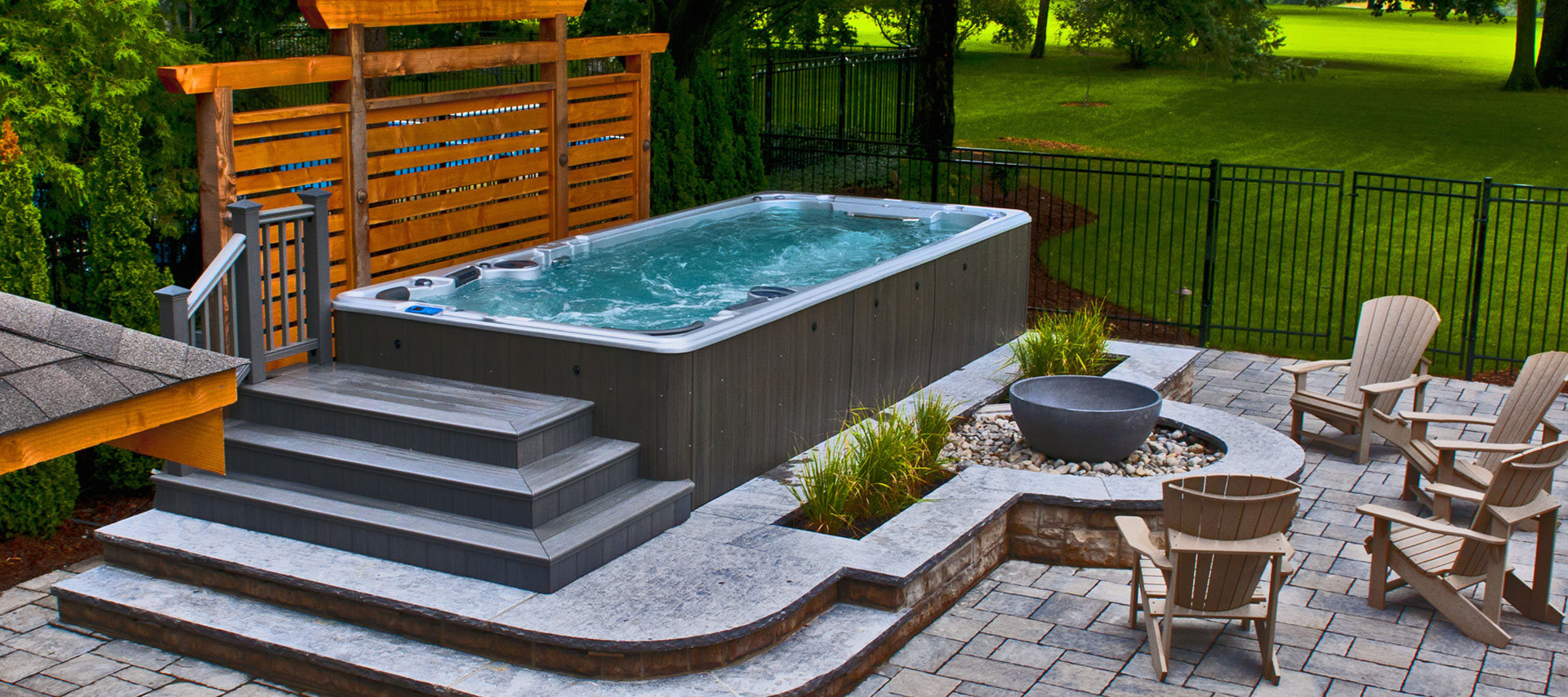 Hydropool Hot Tubs, Swim Spas and Accessories