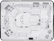 1038 - 10 Person Hot Tub